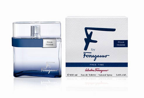 F by Ferragamo Free Time pour Homme EDT 100ml Tester