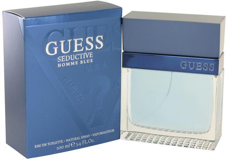 GUESS Seductive Homme Blue EDT 100ml parfüm vásárlás 279c76d43f