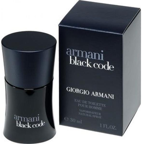 Giorgio Armani Armani Black Code EDT 30ml parfüm vásárlás b98e83586e
