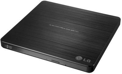 LG SUPER MULTI PORTABLE 8X DVD REWRITER WITH M-DISC SUPPORT
