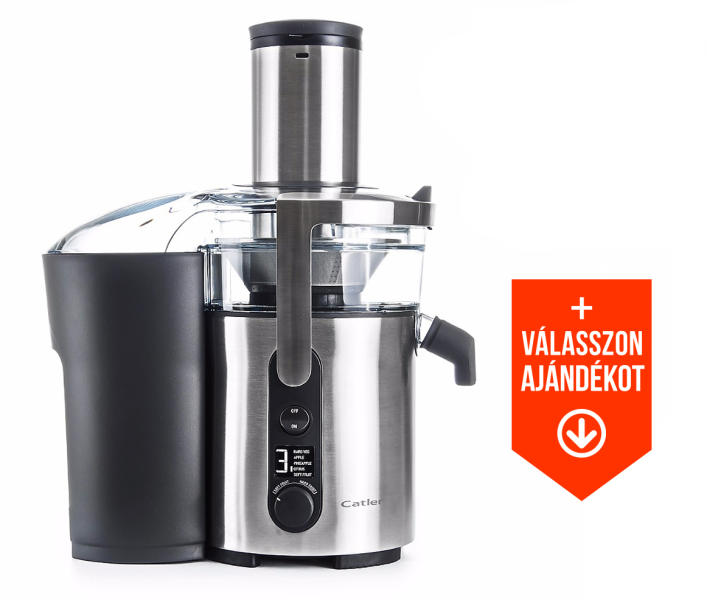 Kuvings Whole Slow Juicer Romania : Catler JE 4011 (Storcator fructe) - Preturi
