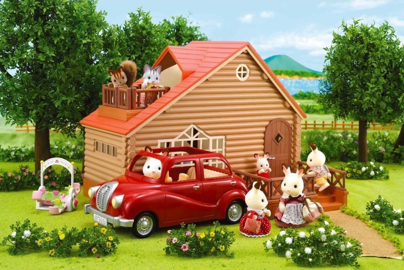 d1aa44b0eba9 Vásárlás: Sylvanian Families Hétvégi ház (SLV2881) Sylvanian ...