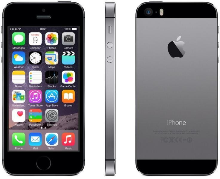 apple iphone 5s 16gb apple iphone 5s 16gb mobiltelefon v 225 s 225 rl 225 s olcs 243 apple 2225