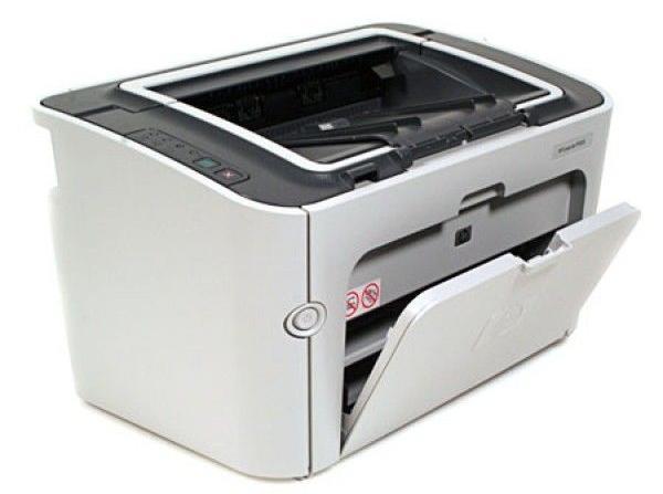HP P1505 PCL 6 TREIBER WINDOWS XP