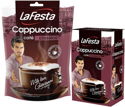 Vásárlás: La Festa Cappuccino ...