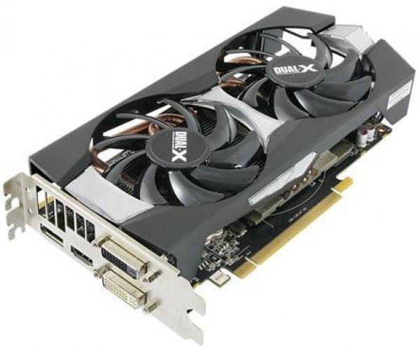 SAPPHIRE Radeon R9 270X Dual-X OC 2GB GDDR5 256bit PCIe