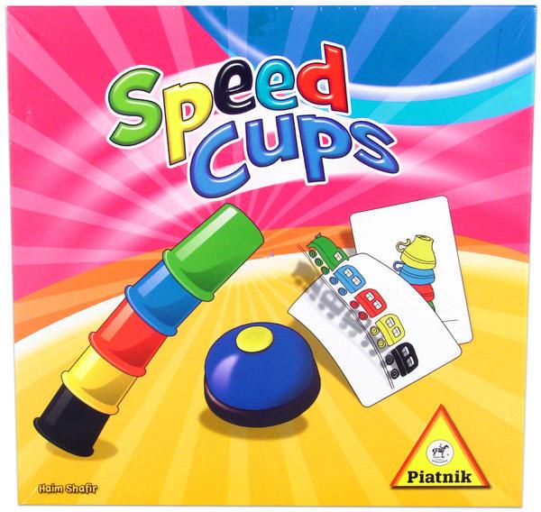 Vásárlás  Piatnik Speed Cups - Gyors poharak Társasjáték árak ... e3a4ab91c3