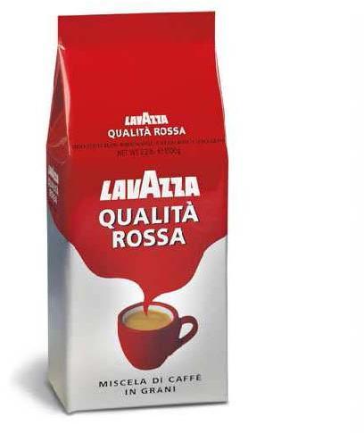 LAVAZZA QUALITÁ ROSSA szemes kávé 1000g