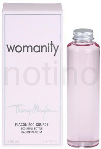 af692079c28e5 Thierry Mugler Womanity (Refill) EDP 80ml parfüm vásárlás