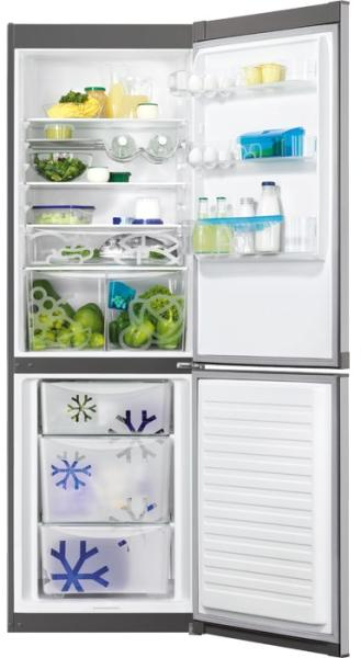 Zanussi zrb36104xa hűtőszekrény
