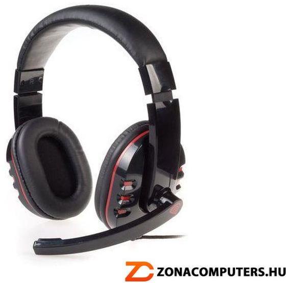 Vásárlás  NATEC Genesis H11 (NSG-0467) Mikrofonos fejhallgató árak ... de13bd9335
