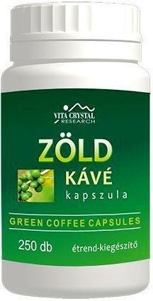zöld kávé fogyás ellenjavallatok