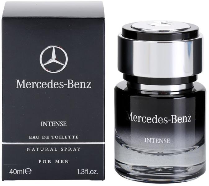 Mercedes Benz Intense for Men EDT 40ml parfüm vásárlás