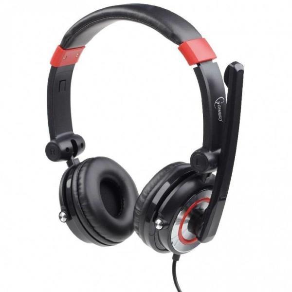 Vásárlás  Gembird MHS-5.1-001 Mikrofonos fejhallgató árak ... b80f58900e