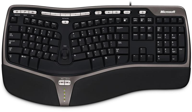 Microsoft Natural Ergonomic 4000 (B2M)
