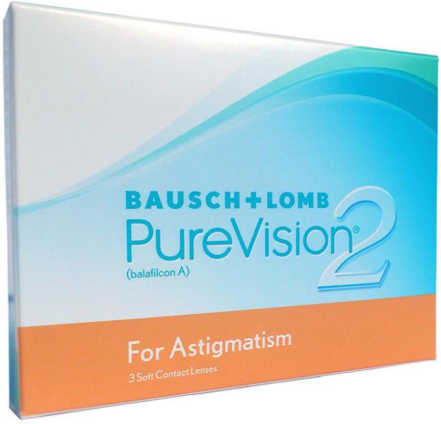 8279b972c Bausch & Lomb Pure Vision 2 HD Astigmatism - 3 Buc - Lunar (Lentile ...