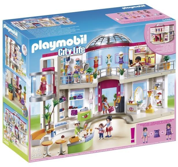 eba0bfa717 Vásárlás: Playmobil Bevásárlóközpont (5485) Playmobil árak ...