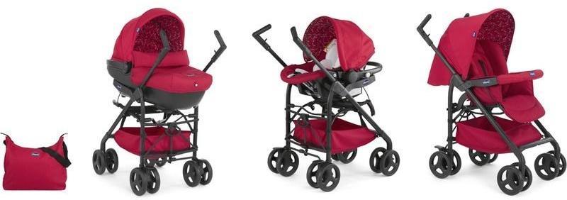 Vásárlás  Chicco Trio Sprint Babakocsi árak összehasonlítása ... b869a13a6e