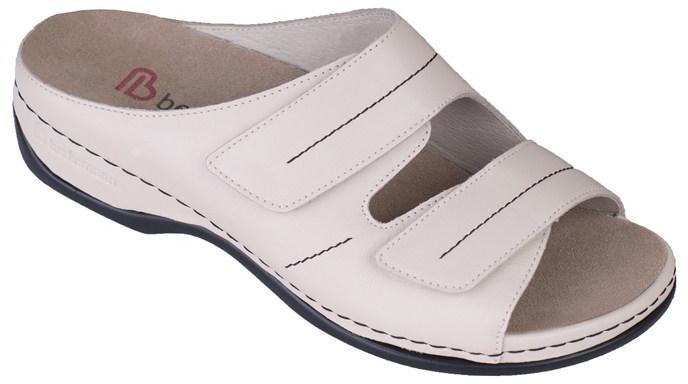 Vásárlás  Berkemann Daria krém papucs Női papucs árak ... 6ad2264fbb