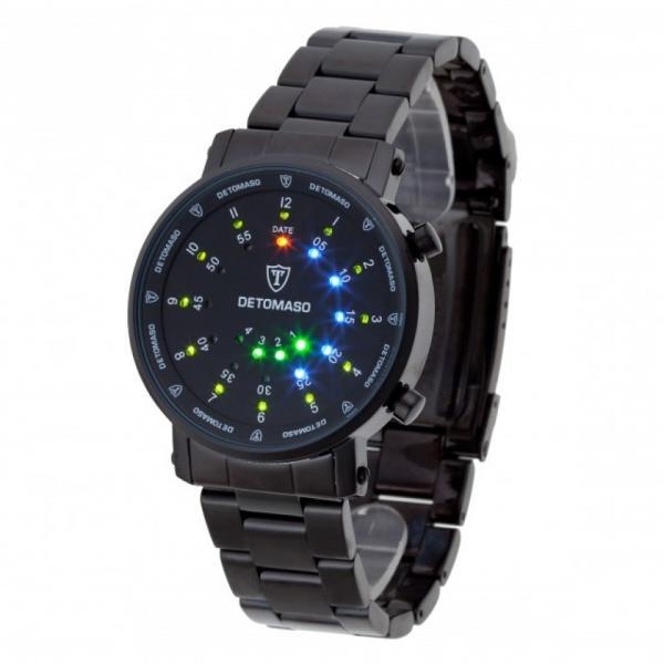 Vásárlás  Detomaso Spacy Timeline G-30730 óra árak ed013bd46c