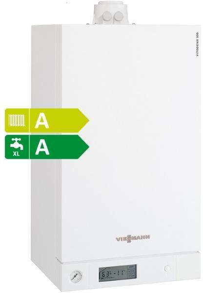 Viessmann vitodens 100 w 35 kw centrala termica preturi for Viessmann vitodens 100 prezzo