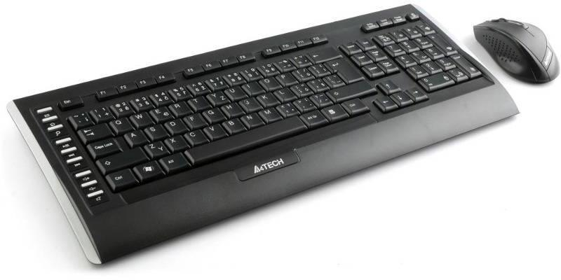 A4Tech 9300F Keyboard Drivers for Windows 7