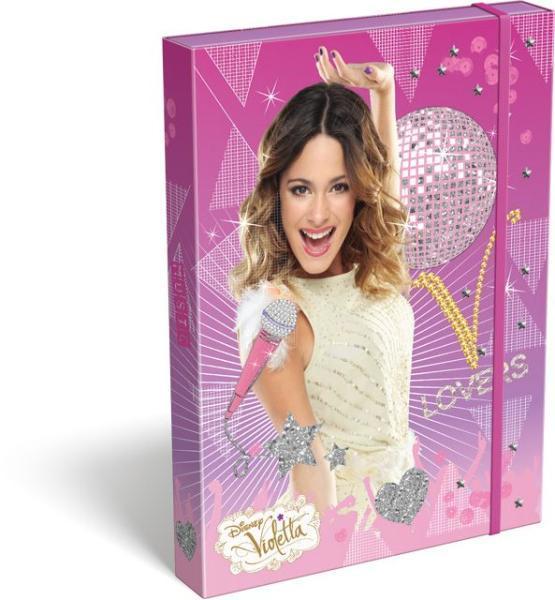 Vásárlás  Violetta A 4 füzetbox Füzetbox árak összehasonlítása ... 5388e98592