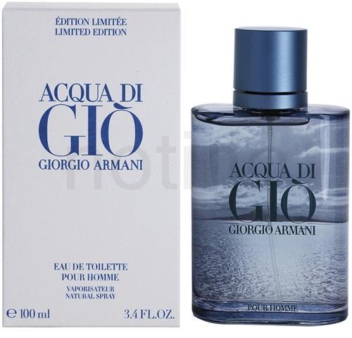 5cf9ff9c6b Giorgio Armani Acqua di Gio pour Homme (Blue Limited Edition) EDT 100ml
