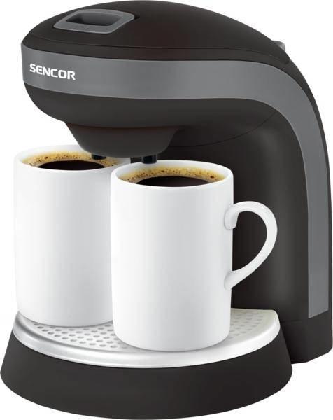 Kávéfőző, filteres, SENCOR, fekete vásárlás olcsó Kávéfőző