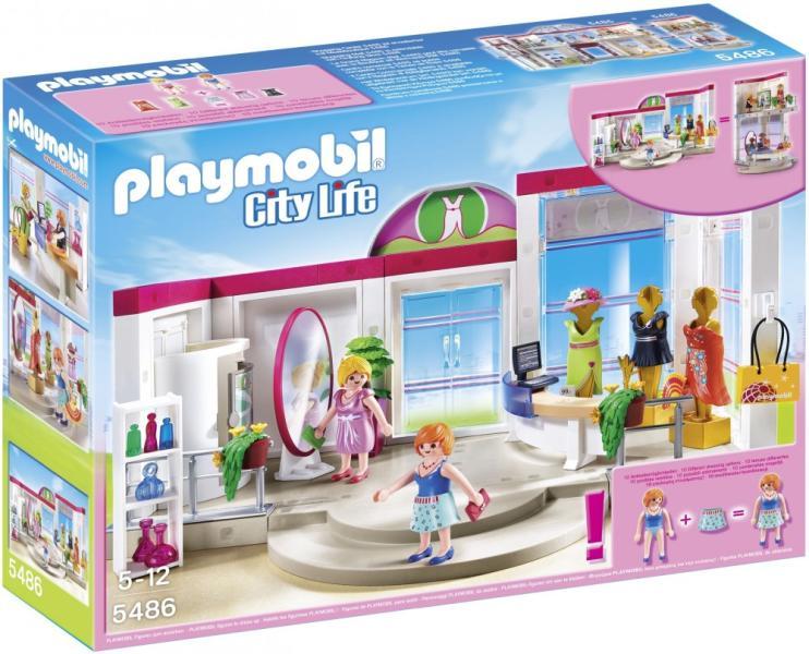 deea742c15 Vásárlás: Playmobil Női ruházati üzlet (5486) Playmobil árak ...