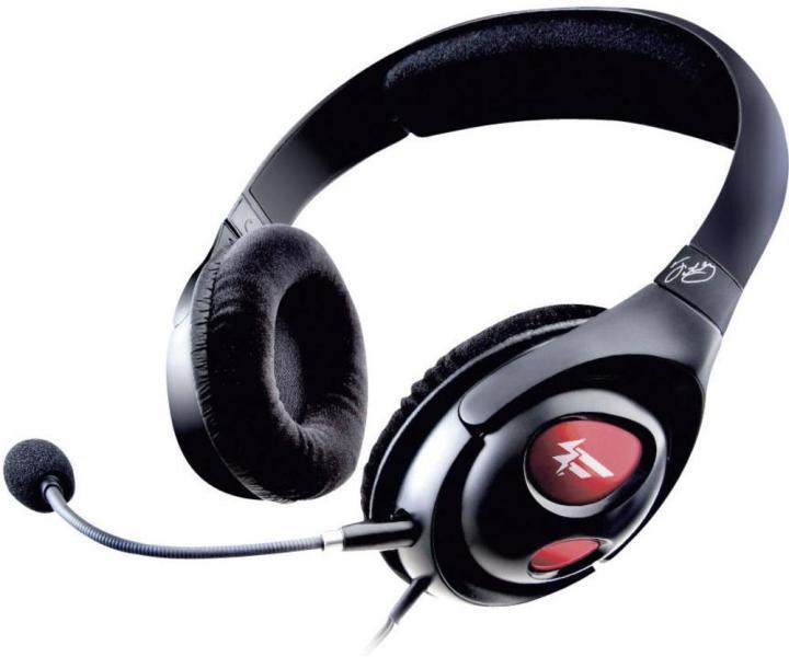 Vásárlás  Creative HS-800 Fatal1ty Gaming Headset Mikrofonos ... 3f6cad2872