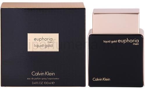 Calvin Klein Euphoria Liquid Gold Men EDP 100ml parfüm vásárlás ... eb6f545cd3