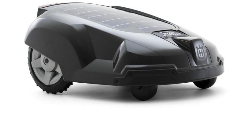 husqvarna automower solar hybrid robot pentru tuns. Black Bedroom Furniture Sets. Home Design Ideas