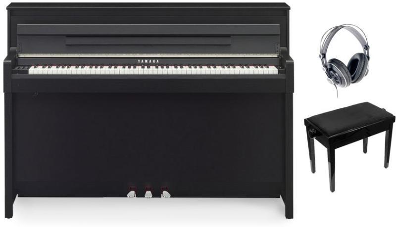 yamaha clp 585 pian preturi. Black Bedroom Furniture Sets. Home Design Ideas