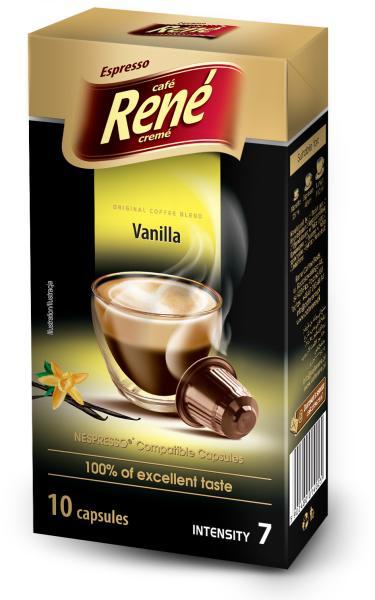 Café René Espresso Vanilla
