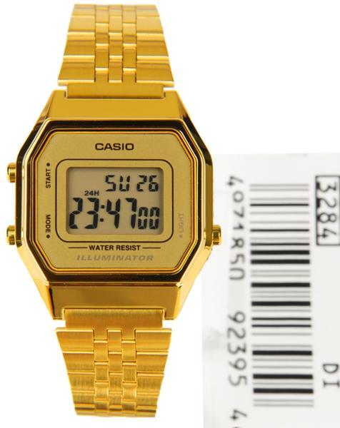Vásárlás  Casio LA-680WGA óra árak 6aa9c3e1df
