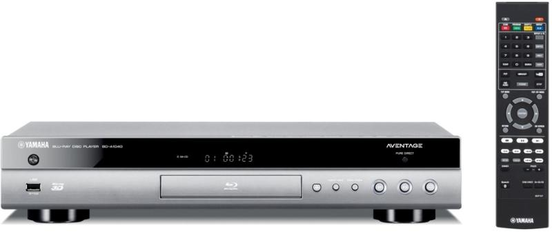 yamaha bd a1040 blu ray player si recorder preturi. Black Bedroom Furniture Sets. Home Design Ideas
