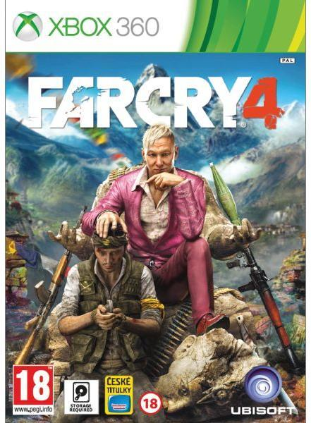 Ubisoft Far Cry 4 Xbox 360 Jatekprogram Arak Olcso Ubisoft Far Cry 4 Xbox 360 Boltok Pc Es Konzol Game Vasarlas