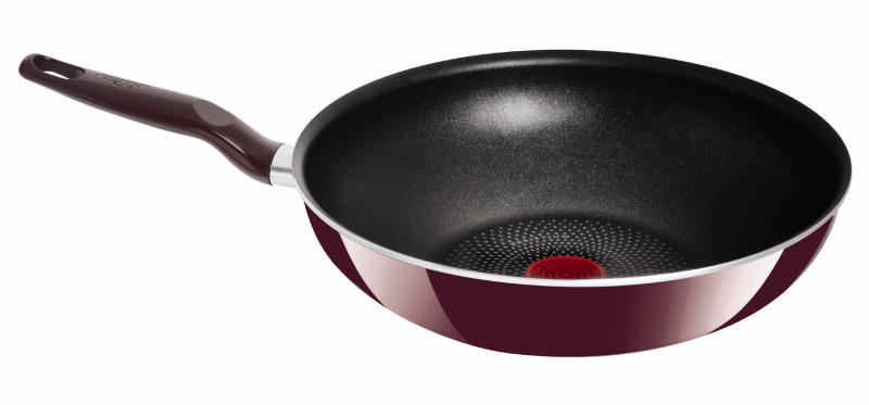 tefal tigaie wok boost thermospot4 28 cm a3581982 vas tigaie preturi. Black Bedroom Furniture Sets. Home Design Ideas