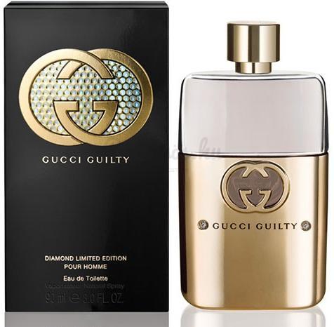 15939f896c6 Gucci Guilty Diamond (Limited Edition) pour Homme EDT 90ml parfüm ...