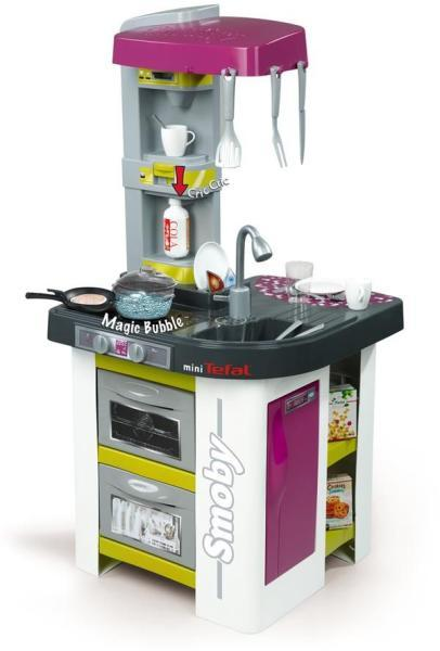 Vásárlás: Smoby Tefal Mini Stúdió Játékkonyha Gyermek konyha árak ...