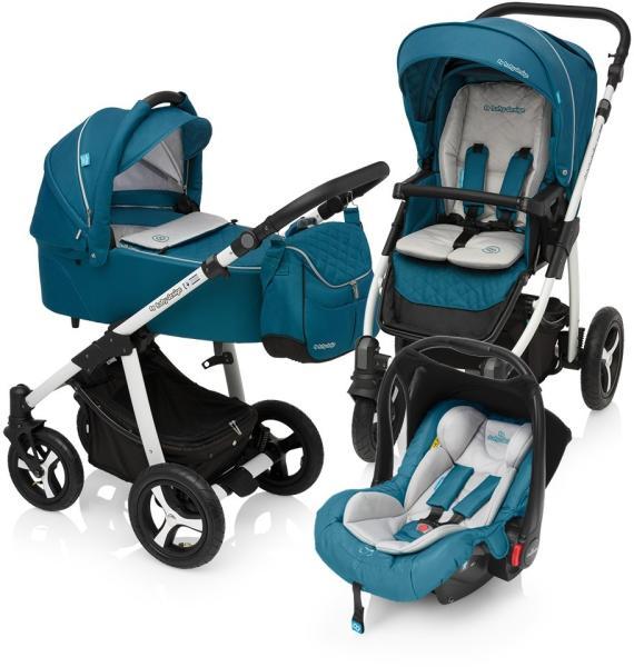 Vásárlás  Baby Design Lupo Comfort 3 in 1 Babakocsi árak ... f8280cf1e2