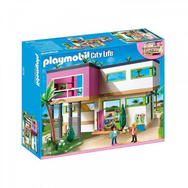 aa8feeee82 Vásárlás: Playmobil Modern luxusvilla (5574) Playmobil árak ...