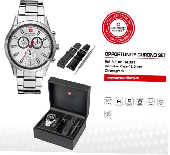 Vásárlás  Swiss Military Hanowa 06-8041 óra árak 23250ec98e