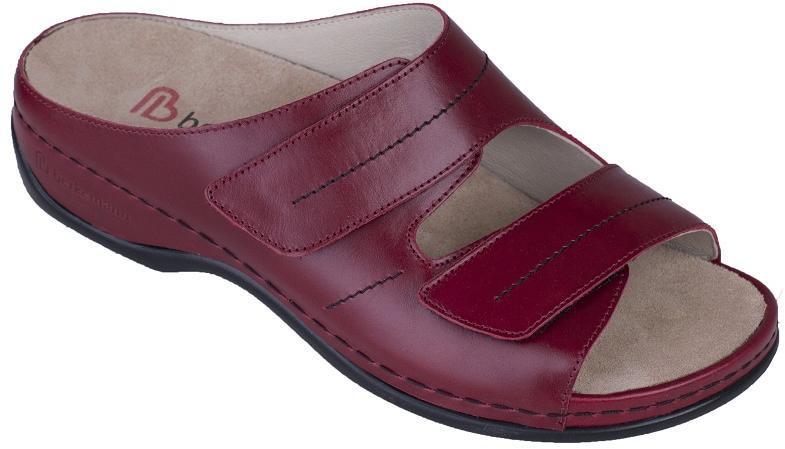 Vásárlás  Berkemann Daria piros papucs Női papucs árak ... 40f9ce3f81