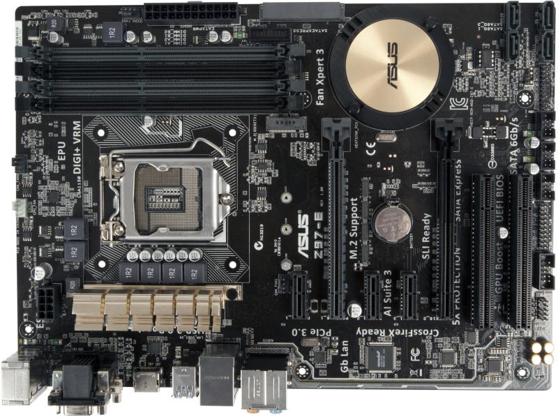 ASUS Z97-E INTEL RAPID START DRIVERS