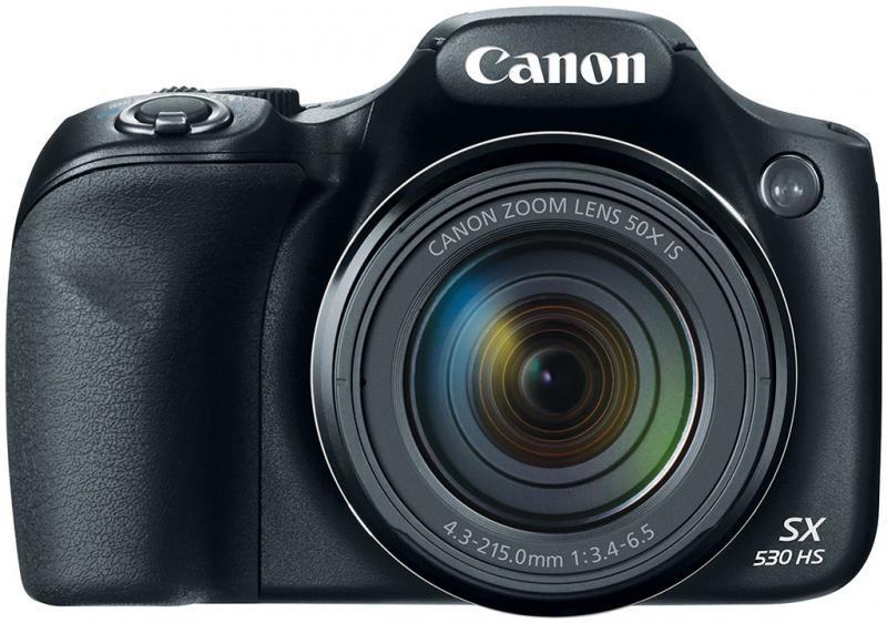 748b69648196 Canon PowerShot SX530 HS Digitális fényképezőgép