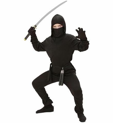694afbbb49 Vásárlás: Widmann Ninja - 140cm-es méret (02647) Jelmez árak ...