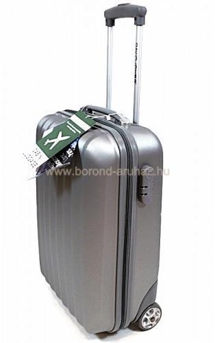 3f0e54e02b68 Vásárlás: David Jones Kétkerekű kabinbőrönd (DJ1002) Bőrönd árak ...