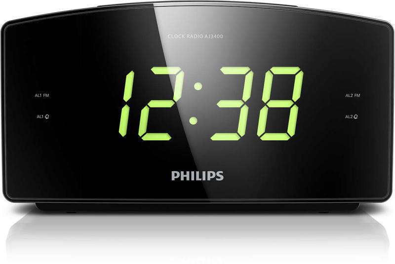 fea39395141d Philips AJ3400 rádiós ébresztőóra vásárlás, olcsó Philips AJ3400 ...